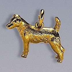 Anhänger Hund Jack-Russell-Terrier