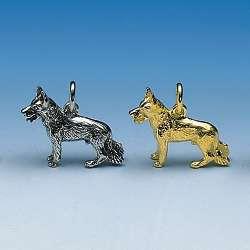 Charm-Anhänger Schäferhund
