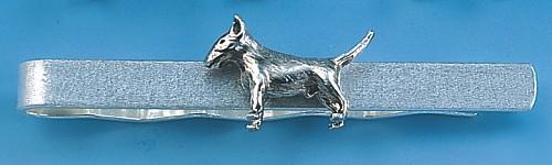 Krawattenclip Bullterrier