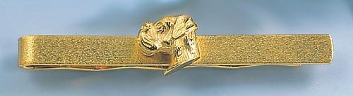 Krawattenclip Boxer Kopf