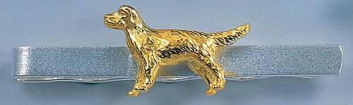 Krawattenclip Golden Retriever